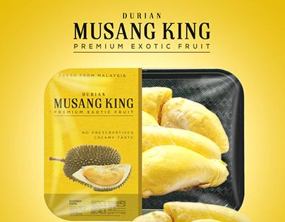 Durian Musang King | Packaging