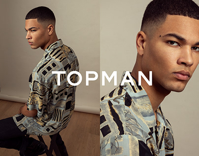 TOPMAN by Rozegraphy
