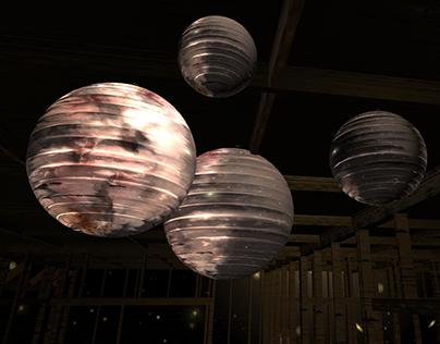 Lanterns Rendering