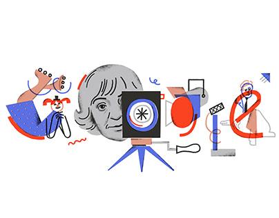 Google Doodle: Tatyana Lioznova's 96th Birthday