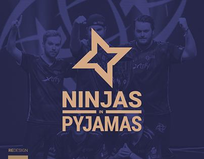 Re-branding Ninjas in Pyjamas
