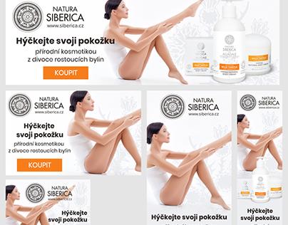 HTML banners Natura Siberica