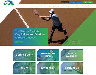 Tennis Centre West Ottawa