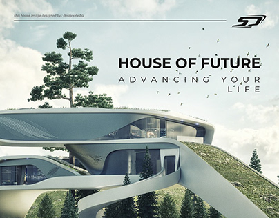 Future House   Simon Designs T.S.E