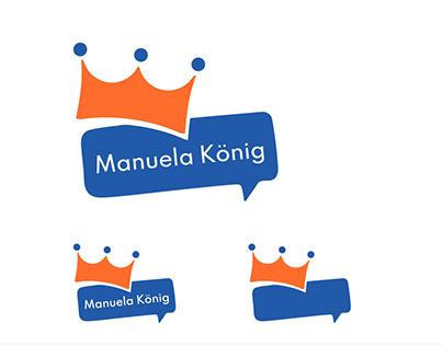 Logodesign Manuela König