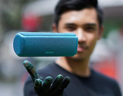 Sony - XB Extra Bass Speaker