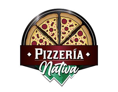 Isologo Pizzería Nativa