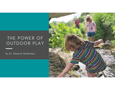 The Power of Outdoor Play