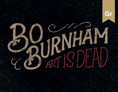 Bo Burnham - 'art is dead' | Goshawaf