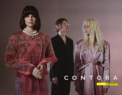CAMPAIGN FOR CONTORA LISOVETS & VOGUE RUSSIA