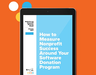 NetSuite Nonprofit Maturity Model White Paper