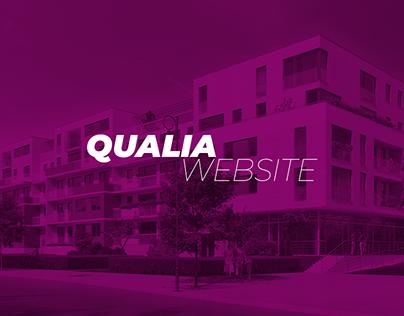 Qualia | Website