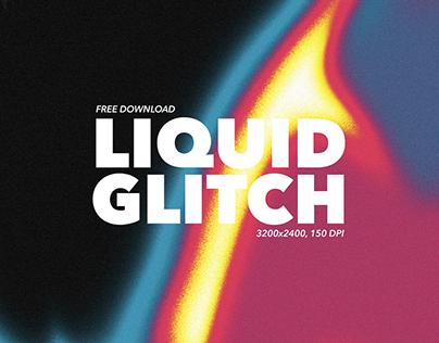 FREE - 20 Liquid Glitch Backgrounds #1