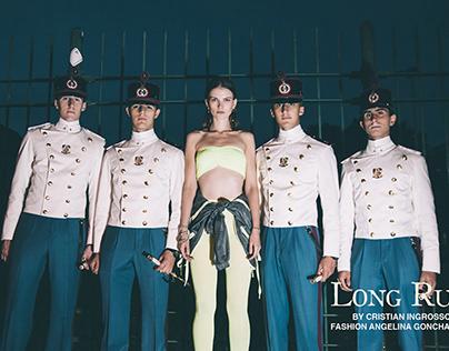 Long Run - Cake Magazine