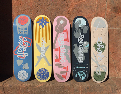 »Bout Dat Life« – new pro boards for Titus Skateboards
