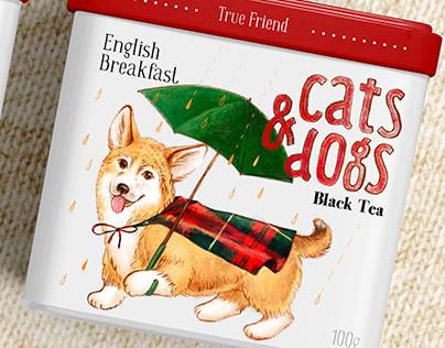 Tea for Pet lovers