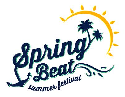 Spring Beat 2017 Festival Logo