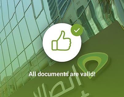 Etisalat Document Validation