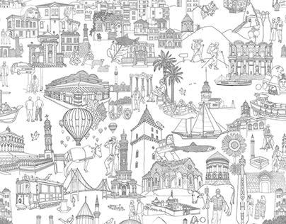 TURKCELL - Wallpaper Design