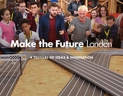 Shell | Make the Future London - At the event