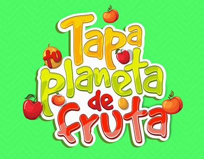 Alpina Tapa tu planeta de fruta