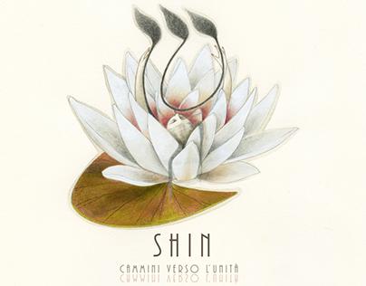 Shin cammini verso l'unità -Logo 2018