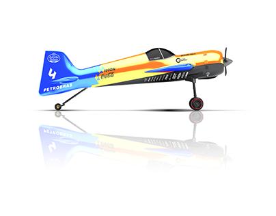 Mclaren F1 Concept Aircraft Liveries