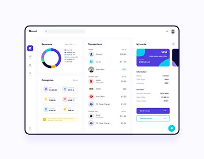 Monai - money saving app