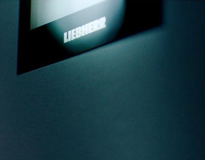 LIEBHERR fridges digital commercial
