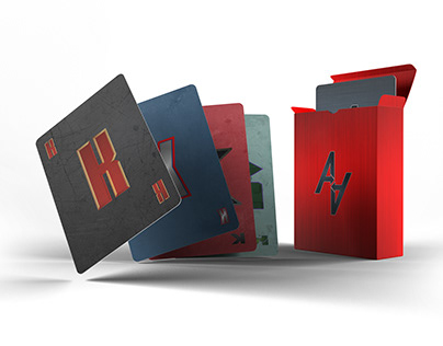MARVEL_Playing cards