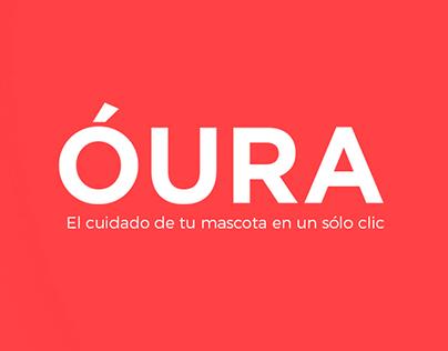 Óura - Prototipado App (Beta I)