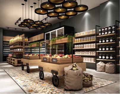 İZMİR-Tk Market Design