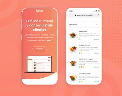 Lyster - Web App