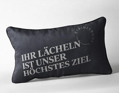 Hotel Restaurant Stainzerhof | Corporate Design