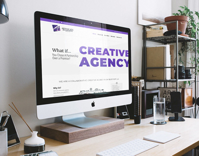 Advocate Advertising Group - Marketing Agency Redesign