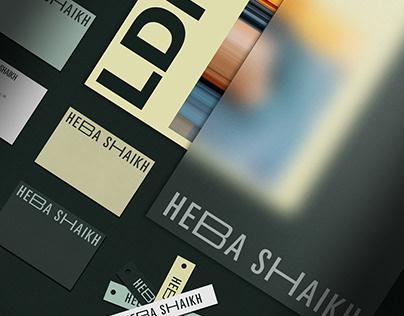 Heba Shaikh || Brand Identity