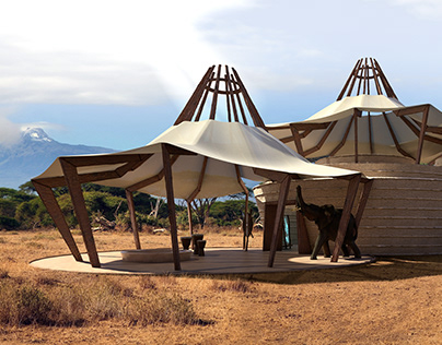 Wilderness Pavilion at Kilimanjaro