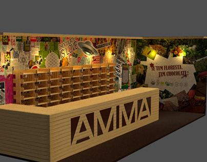 Stand AMMA Chcolate