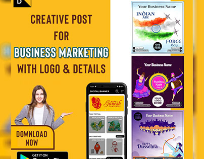 Best Festival Banner Maker App to Convey Your Wishes