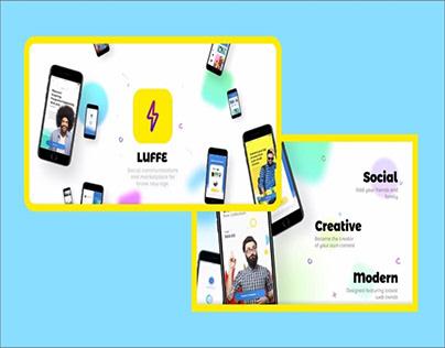 Multiple Funky App Promo