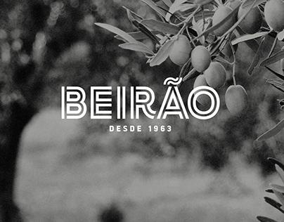 Beirão Brand Identity