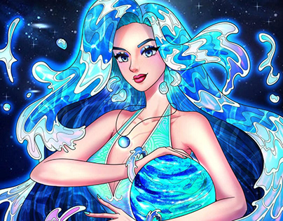 Goddess of the water 💦