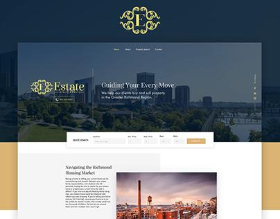 Estate Realty Group Web Dessign