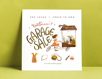 GARAGE SALE | Carousell