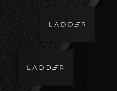 Ladder Wordmark logo design - brand identity design