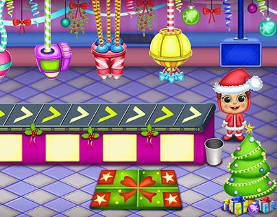 Christmas game for kids!
