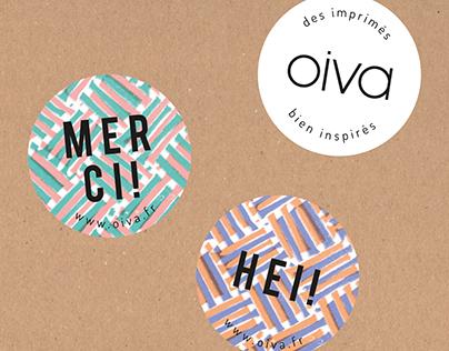 Oiva.fr Stationery