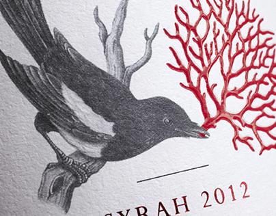 Graffetta Sicily wines - Range identity study