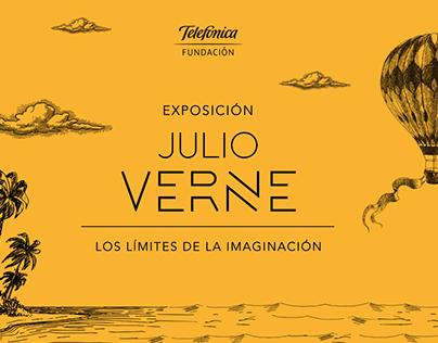 Diseño integral - Exposición Julio Verne