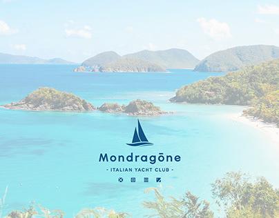 Mondragone Yacht Club - Branding Identity